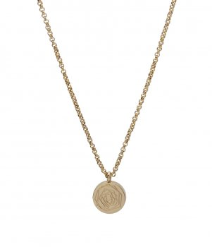 Ross Short Necklace Gold