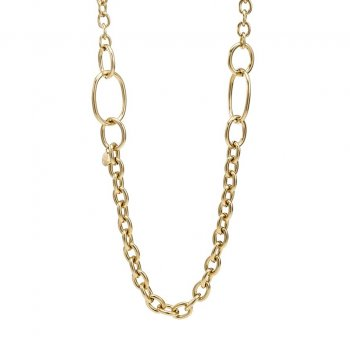 Garbo Long Necklace Gold
