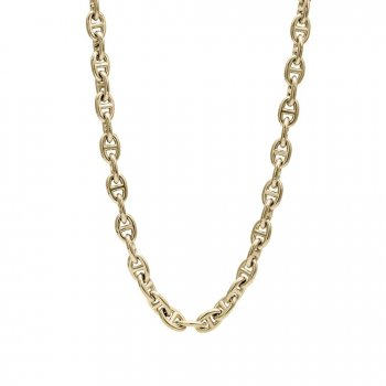 Nikki Short Necklace Gold