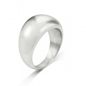 Arc Bold Ring Steel