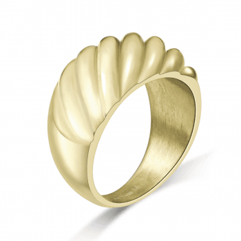 Sway Bold Ring Gold