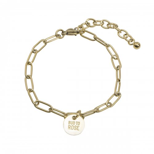 Grace Chain Bracelet Gold
